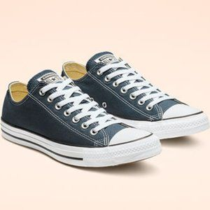 Navy Blue Converse All Star